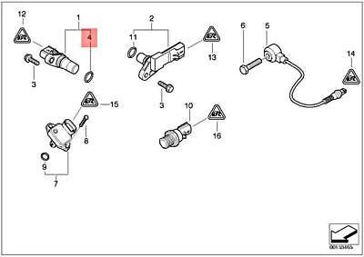 Genuine MINI Cooper One R50 R52 R53 Coop.S JCW GP S 1.4i O