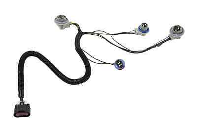 Genuine GM Tail Lamp Light Wiring Harness with Gray