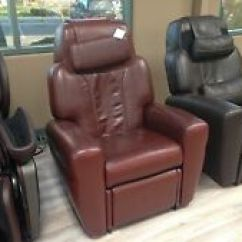 Human Touch Massage Chairs Heated Desk Chair Dark Chocolate Ht 1650 Ht1650 Massaging Showroom Leather Recliner