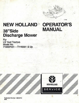 NEW HOLLAND 38
