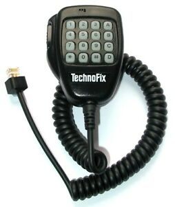 DTMF keypad microphone for Yaesu FT817 FT857 FT897