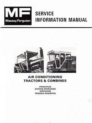 Massey Ferguson MF-1085 1105 1135 1155 Tractor Air