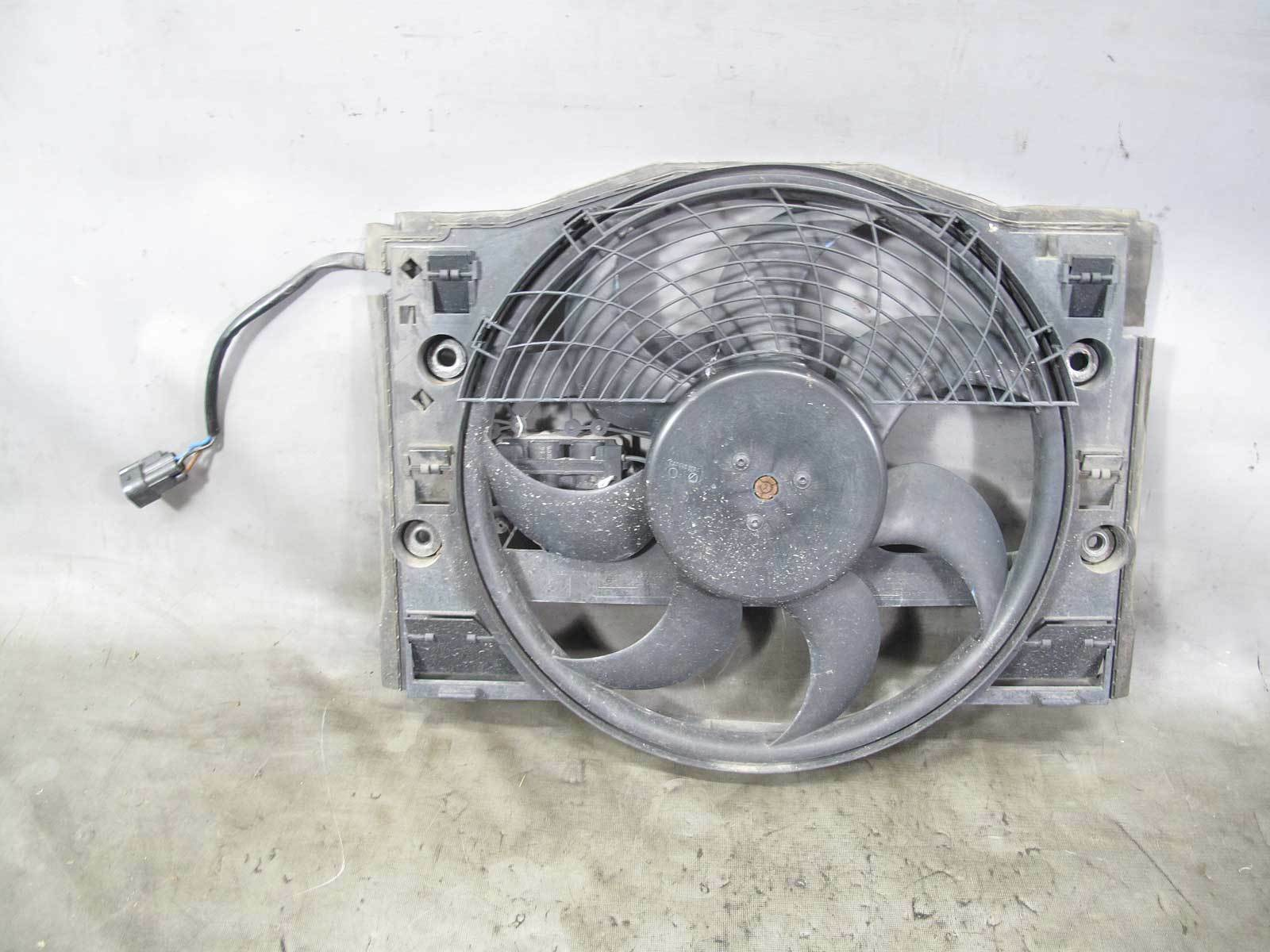 hight resolution of 2001 2006 bmw e46 m3 s54 3 2l i6 m engine ac auxiliary pusher electric fan oe