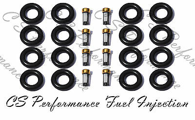 Fuel Injector Service Repair Rebuild Kit Orings Filter