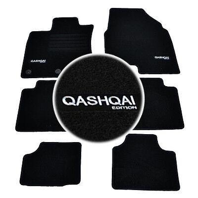 https www ebay fr itm tapis sol nissan qashqai 2 2007 2014 visia sound moquette sur mesure logo blanc 302403610344