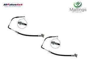 range rover l322 rear brake pipes x2 SHB500170 upto 2002