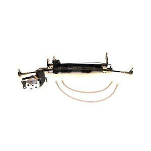 Unisteer 1968-1972 Chevy Chevelle LWP Power Rack & Pinion