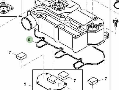 Genuine John Deere Gator Utility Vehicle XUV855D PC9959