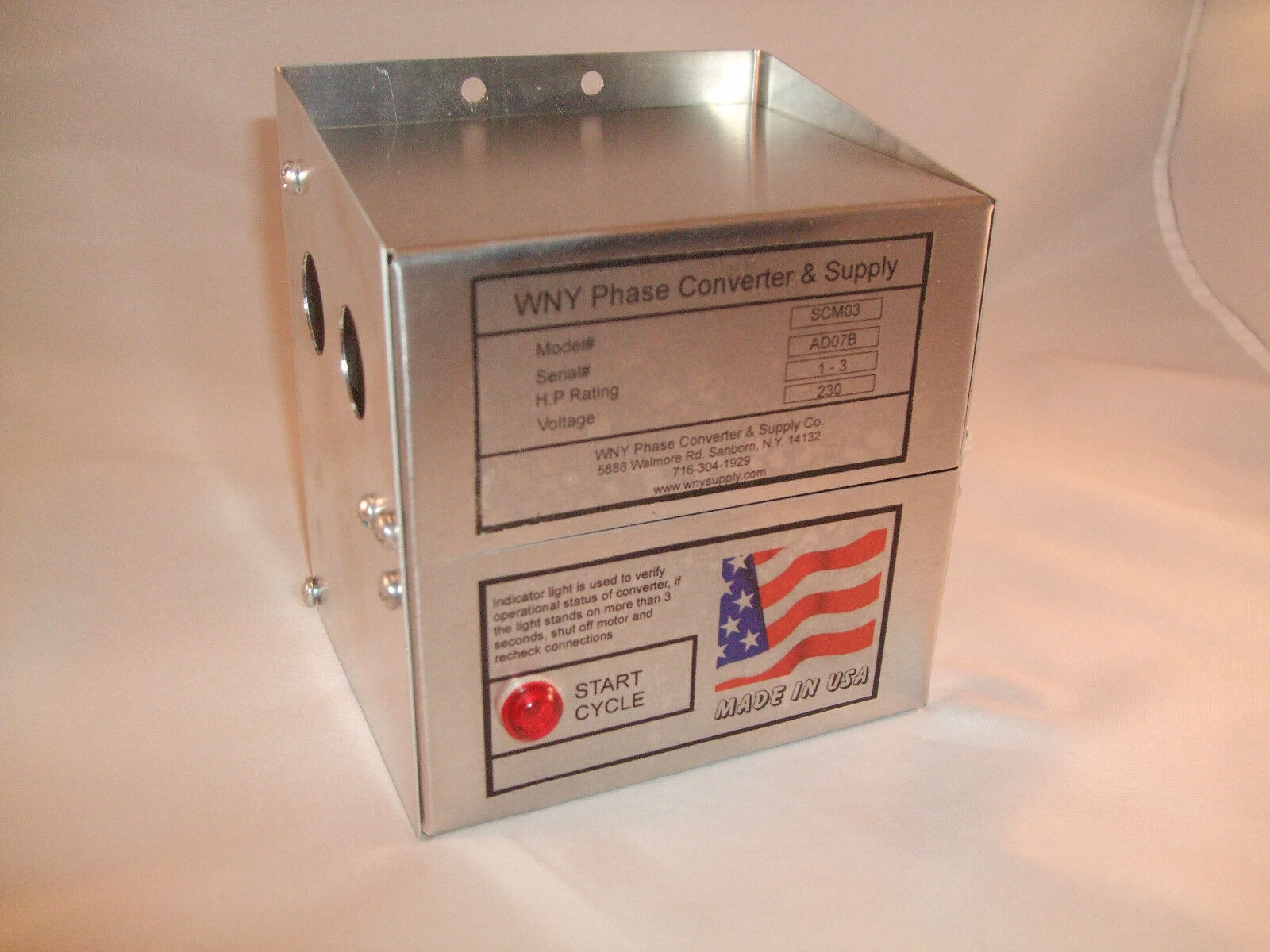 Wny Phase Converter Review