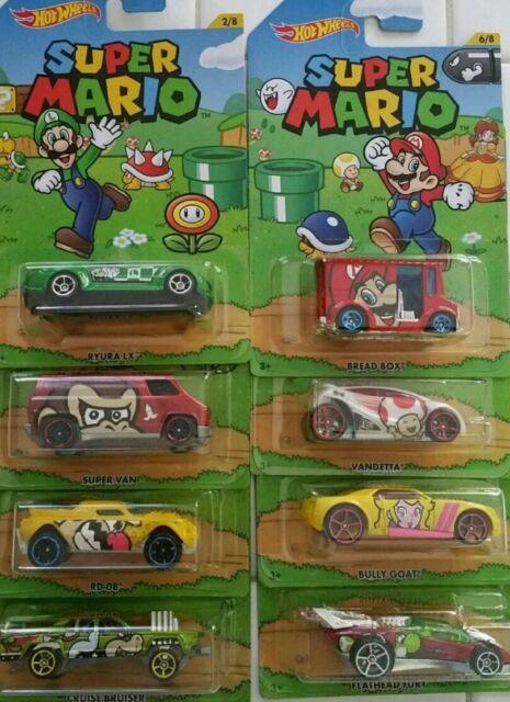 Hot Wheels 2016 Nintendo Super Mario Bros 30th Anniversary for sale online   eBay
