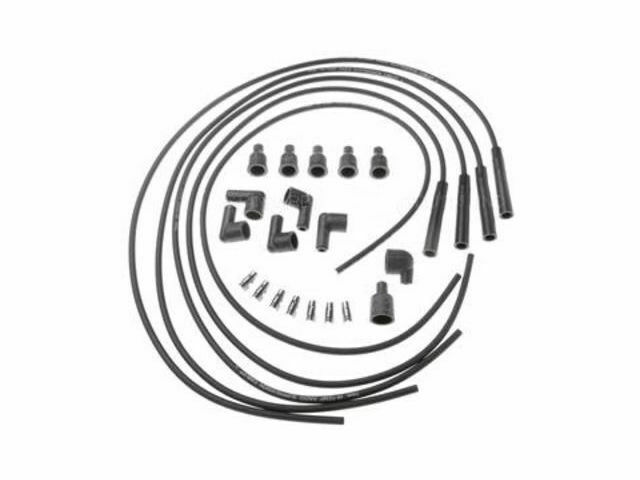 Spark Plug Wire Set For 1945-1958 Jeep Willys 2.2L 4 Cyl