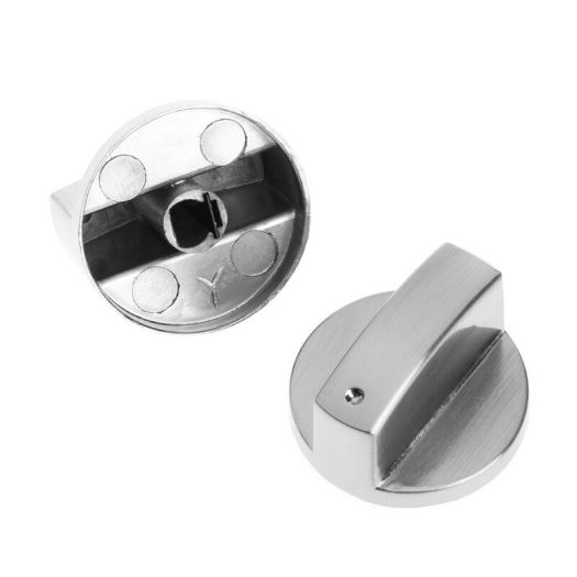 s l1600 - Appliance Repair Parts 2Pcs Switch Gas Stove Parts Metal Knob Cooker Oven Kitchen Control Universal New