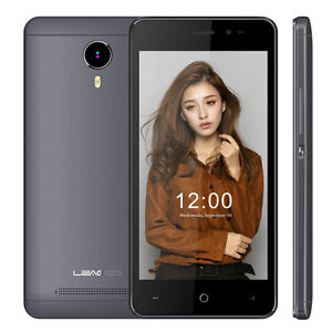 "5.0"" Leagoo Z5 3G Smartphone Android 6.0 Quad Core 1GB+8GB 5MP Dual SIM Wifi GPS"