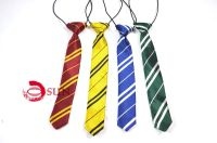 Harry Potter Costume Skinny Elastic Neck Tie Necktie Boys ...
