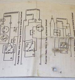 3 4 hp tecumseh compressor wiring diagram [ 1600 x 900 Pixel ]