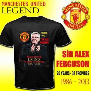 Thank You Sir Alex Ferguson  Manchester United Legend