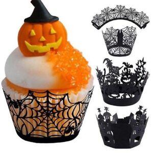 Halloween Cupcakes Deko The Cake Boutique