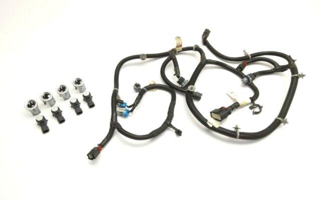 2016-2019 Chevy Silverado GMC Sierra park aid wiring