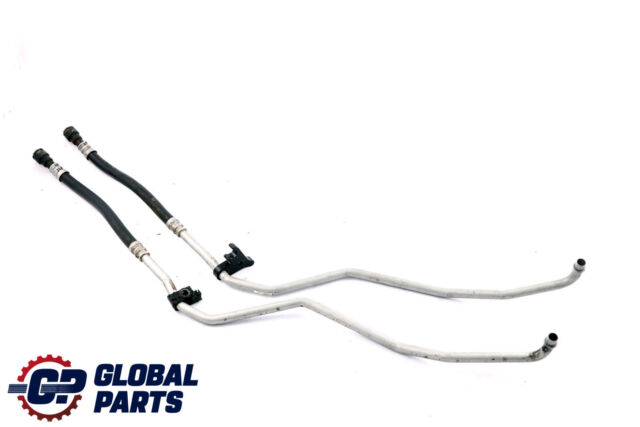 BMW X5 Series E53 Transmission Oil Cooler Line Pipe Return