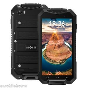 GEOTEL A1 3G Smartphone Android 7.0 4.5 MTK6580 Quad Core 1GB 8GB IP67 Waterproo