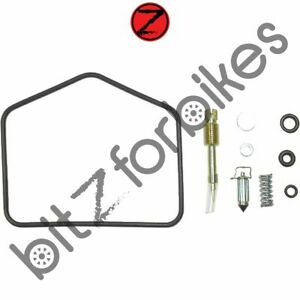 Carb Carburettor Repair Kit Kawasaki ZN 700 A1 LTD 1984