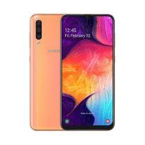 SAMSUNG Galaxy A50 6,4 Zoll 128 GB DualSIM Triple Kamera 4 GB RAM coral B-WARE