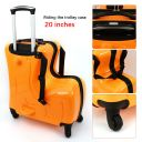 Children Riding In Suitcases 20 Inch Ride On Luggage Kids Trolley Travel Case