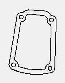 1972-2000 DUCATI MONSTER 900 SS VALVE COVER GASKET 78810