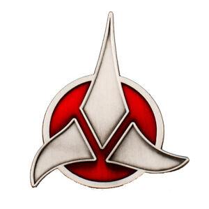 details zu klingonen logo