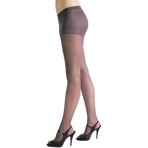 a44fdde7a ... Leggs Sheer Energy Pantyhose Control Top Medium Support Shiny Glossy  Tights Hose