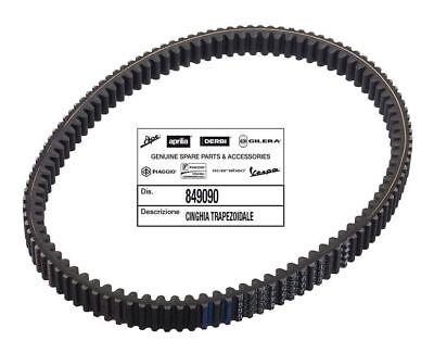 849090 Belt Transmission Original Gilera Nexus 500 EU3 06