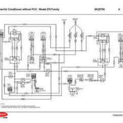 1986 Peterbilt 359 Wiring Diagram Cobra Car Alarm System Schematics 379 Family Hvac Diagrams With U0026 Without Pcc 04image Is Loading