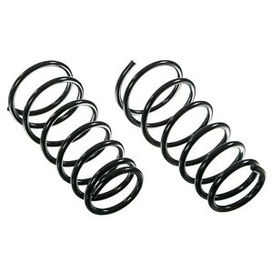 Rear Constant Rate 331 Coil Spring Set # 80555 For Nissan