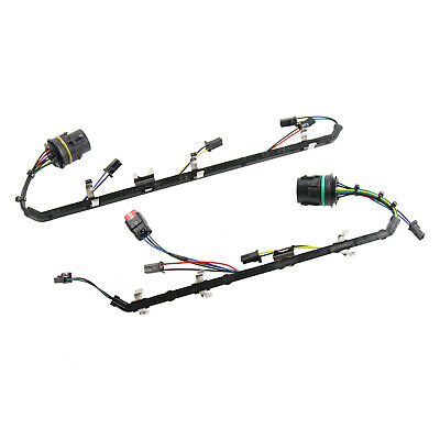 2008-2010 6.4L Ford Powerstroke Fuel Injector Wiring
