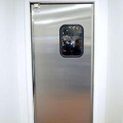 Restaurant Kitchen Door Fan Filter Stainless Steel 30 X80 Opening Traffic Image Is Loading 034
