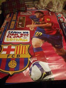 Messi Fathead : messi, fathead, Fathead, Giant, Vinyl, Graphics, Lionel, Messi, Barcelona, 30