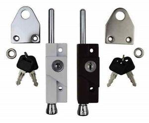 details about multi purpose bolt lock patio door lock window door lock extra security lock