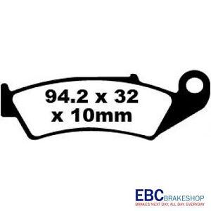EBC FA143 BRAKE PADS RRP £17.99 HONDA VFR400 NSR250 RVF750