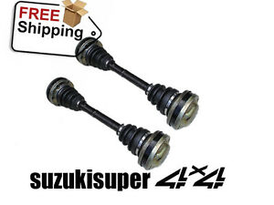 2 Left + Right CV Joint Axle Shaft Holden Commodore VP VR