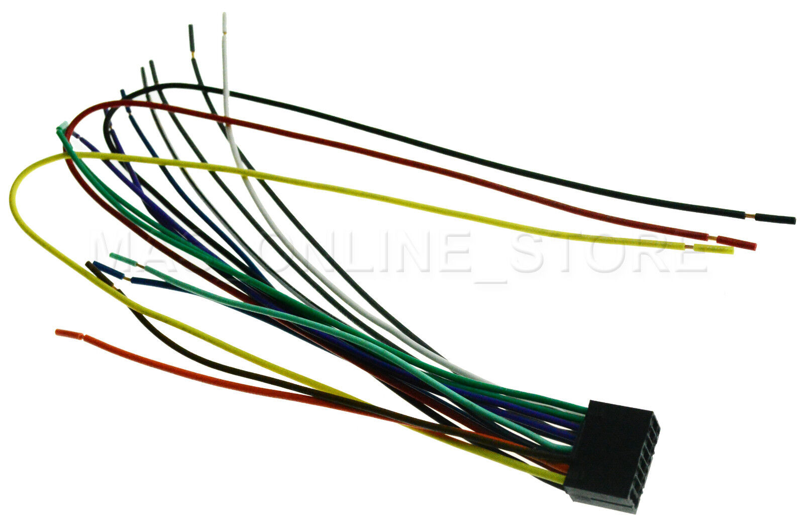 hight resolution of wire harness for kenwood dnx570hd dnx 570hd pay today ships today rh ebay com kenwood dnx570hd wiring harness diagram