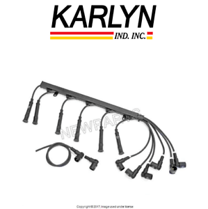 For BMW 6cyl 84-88 Spark Plug Wires SET e23 e28 cables