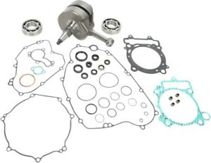 Hot Rods Bottom End kit 2009 KX 450F HotRods Rod Crank