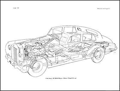 Bentley Continental S1, S2, S3 SERVICE Workshop Repair