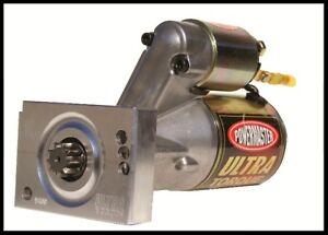 Powermaster Ultra Torque Sbc Bbc Chevy Mini Starter