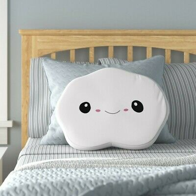 my ku mo cloud pillow white new with tags ebay