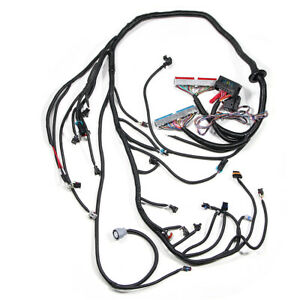 For 97-06 DBC LS1 Engines Standalone Wiring Harness W