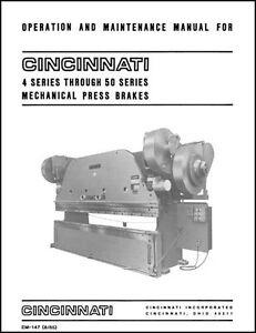 Press Brake Manual