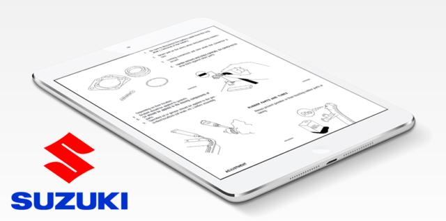 OEM Suzuki 94 RF900R RF 900 R Service Repair Manual