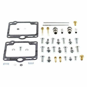All Balls Carburetor Carb Rebuild Repair Kit for Yamaha