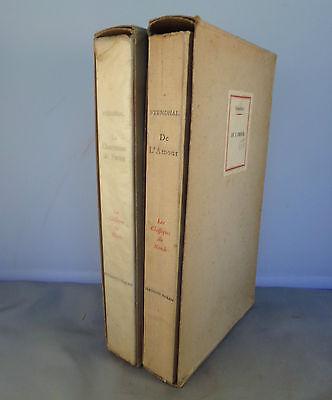 L'amour Dans La Chartreuse De Parme : l'amour, chartreuse, parme, STENDHAL, L'AMOUR, CHARTREUSE, PARME, 1948,, FERNAND, HAZAN
